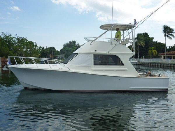 Used Tides Custom Carolina Style Convertible Fishing Boat For Sale