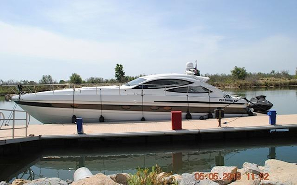 Used Pershing 52 Motor Yacht For Sale