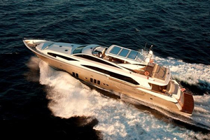 Used Couach 3700 Fly Motor Yacht For Sale