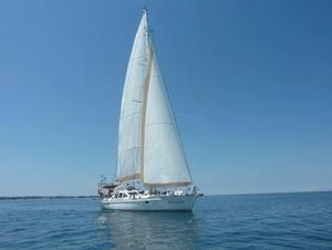Used Van De Stadt Tasman 48 Sloop Sailboat For Sale