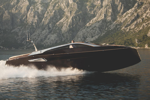 New Art Of Kinetik Antagonist Cruiser Boat For Sale