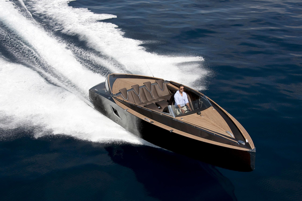 New Art Of Kinetik Mazokist Cruiser Boat For Sale