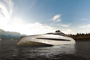 New Art Of Kinetik Hedonist Convertible Motor Yacht For Sale