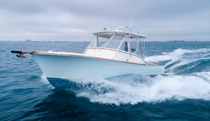 Used Gamefisherman 30 Express Sports Fishing Boat For Sale