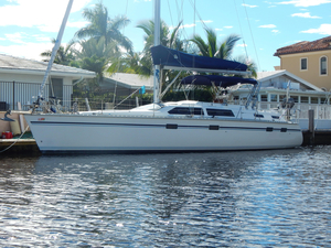 Used Hunter Passage 42 Cruiser Sailboat For Sale
