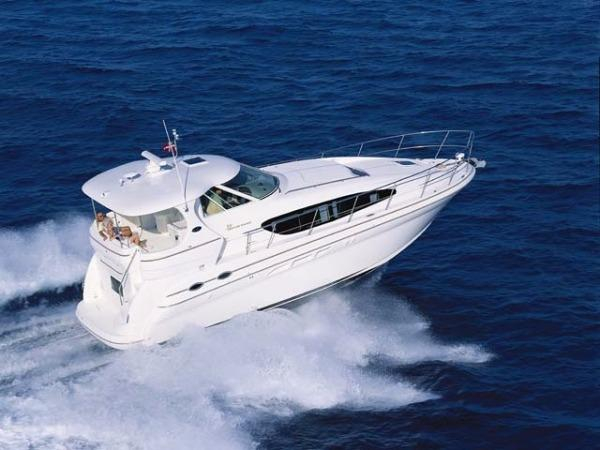 Used Sea Ray 390 Motor Yacht Cruiser Boat For Sale