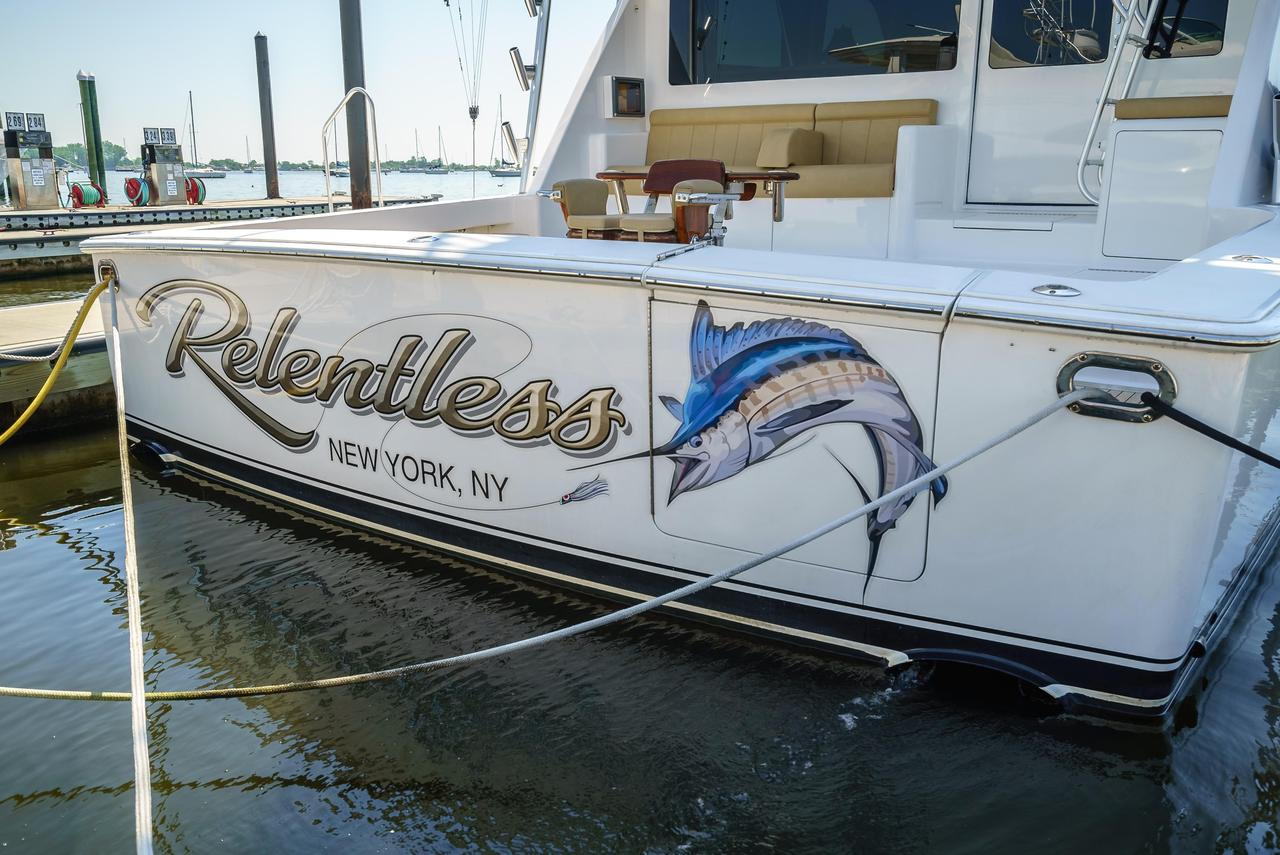 2001 Used Viking Sports Fishing Boat For Sale 809 000
