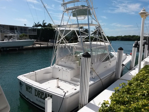 Used Riviera 4000 Sports Fishing Boat For Sale