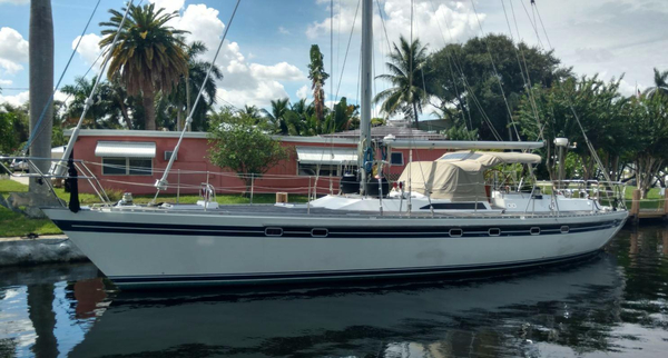 Used Tayana 55 Cruiser Sailboat For Sale