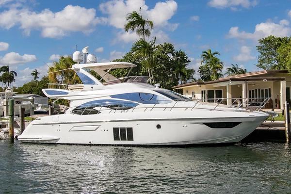 Used Azimut 54 Flybridge Boat For Sale