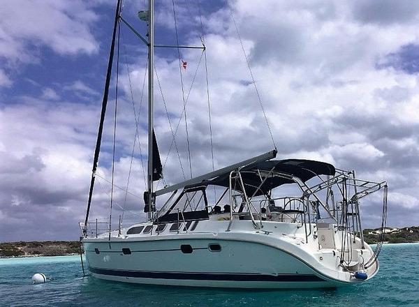 Used Hunter 460 bristol condition Cruiser Sailboat For Sale