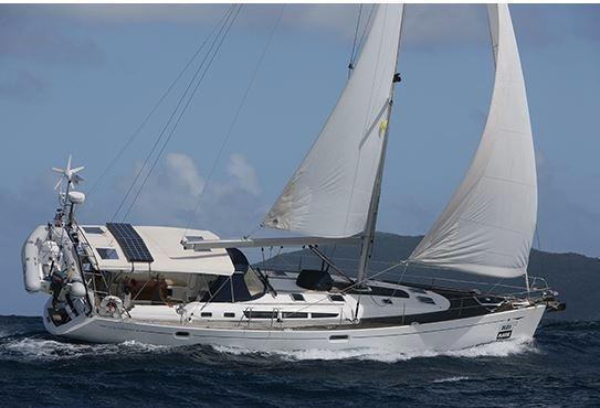Used Jeanneau Sun Odyssey 49 Cruiser Sailboat For Sale