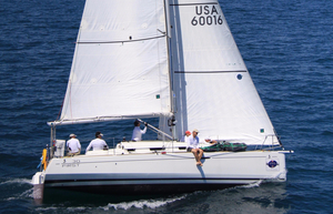 Used Beneteau First 30 and Trailer Racer Sailboat For Sale