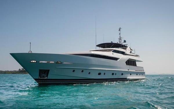 Used Moonen Displacement Motor Yacht Mega Yacht For Sale