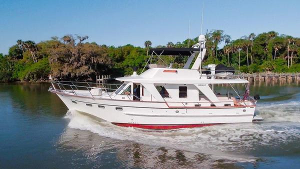 Used Defever 48 Tri-cabinTrawler Trawler Boat For Sale