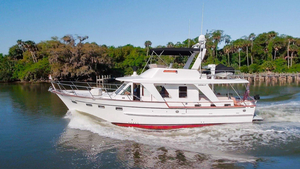 Used Defever 48 Tri-cabinTrawler Trawler Boat For Sale