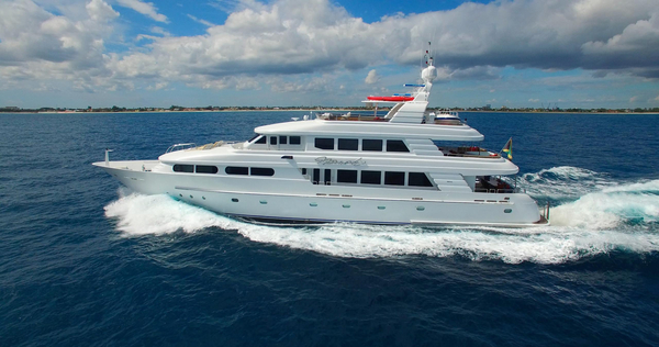 Used Cheoy Lee 125 Mega Yacht For Sale