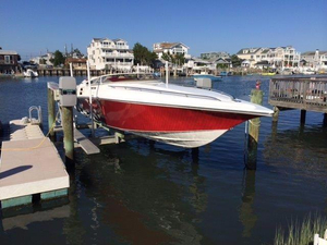 Used Fountain Lightning Cruiser Boat For Sale