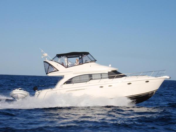 Used Meridian 411 Sedan Water Maker 425 Cummins Flybridge Boat For Sale