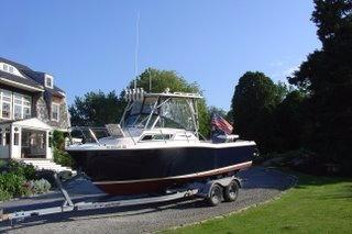 Used Gradywhite Adventure 208 Center Console Fishing Boat For Sale