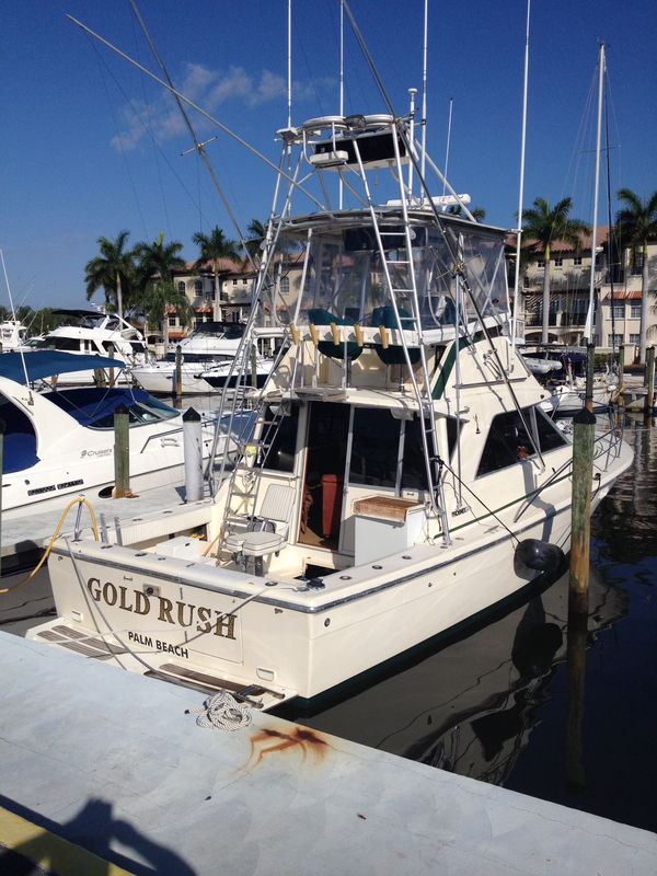 Used Phoenix Convertible Fishing Boat For Sale