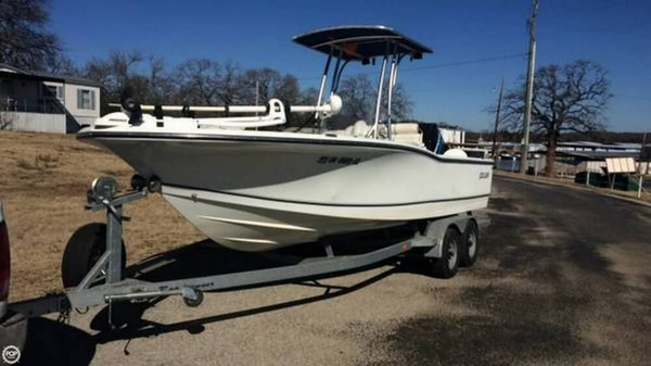Used Polar 2310 CC Center Console Fishing Boat For Sale