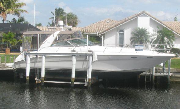 Used Sea Ray Sundancer 400 Cruiser Boat For Sale