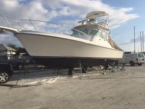 Used Liberty 42 Express Sports Fishing Boat For Sale