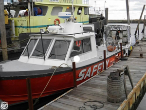 Used Gladding Hearn 32 Crew Boat For Sale