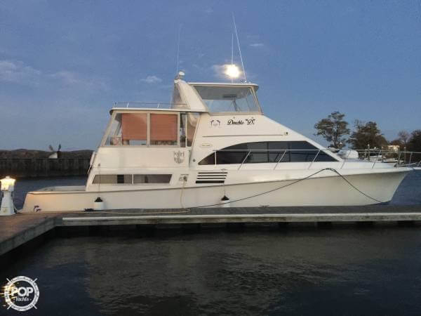 Used Ocean Yachts Super Sport 53 Aft Cabin Boat For Sale