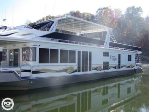 Used Fantasy 17x84 House Boat For Sale