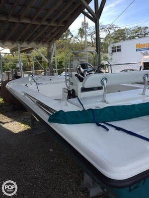 Used Sea Chaser 200F Flats Fishing Boat For Sale