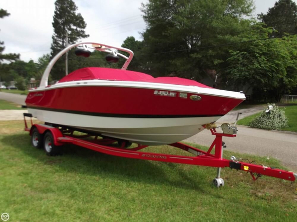 Used Four Winns H 230 Bowrider Boat For Sale