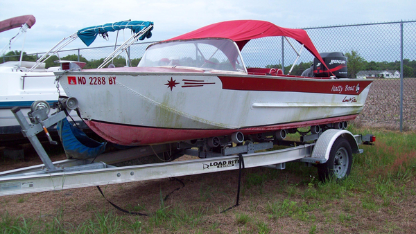 Used Lone Star 15 Runabout Boat For Sale