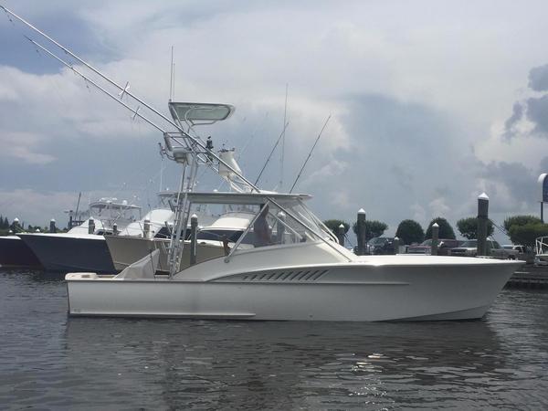 Used Carolina Custom 35 Express Sports Fishing Boat For Sale
