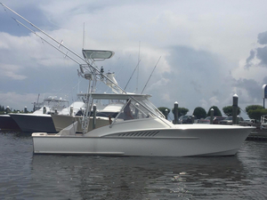 Used Carolina Custom 35 Express Sports Fishing Boat For Sale