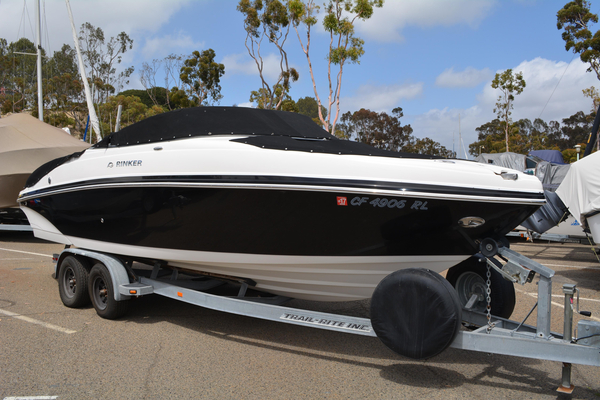 Used Rinker Captiva 246 BR Sports Cruiser Boat For Sale