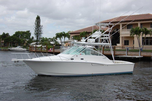 Used Cabo 35 Open Sports Fishing Boat For Sale