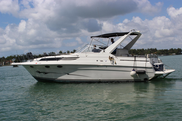 Used Wellcraft 38 Cruiser Boat For Sale