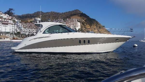 Used Cruisers Yachts 390 Sports Coupe Express Cruiser Boat For Sale