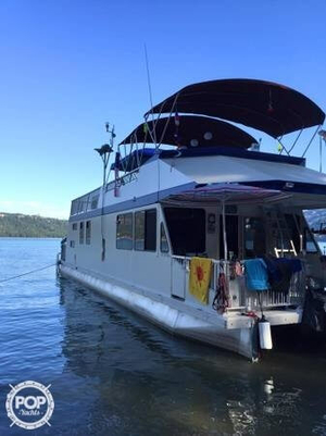 Used Cruise Craft 59 House Boat For Sale