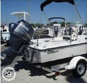 Used Sea Chaser 180 Flats Edition Flats Fishing Boat For Sale