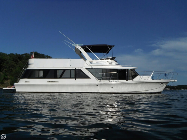 Used Bluewater Coastal Cruiser 51 Cruiser Boat For Sale