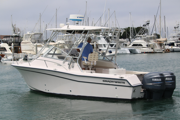 Used Gradywhite 265 Express Sports Fishing Boat For Sale