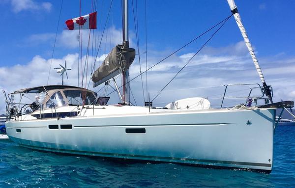 Used Jeanneau Sun Odyssey 469 Sloop Sailboat For Sale