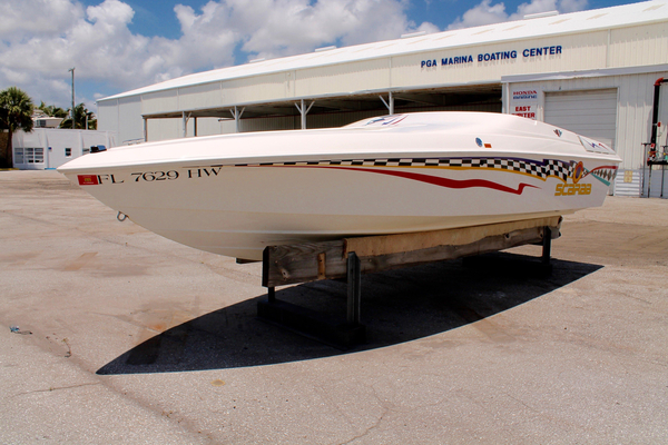 Used Wellcraft Scarab Sports Cruiser Boat For Sale