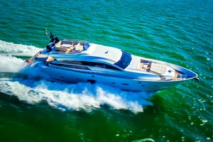 Used Pershing Express Cruiser Boat For Sale