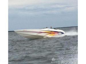 Used Cigarette 42 Tiger High Performance Boat For Sale