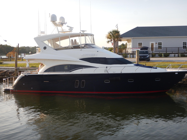 Used Marquis 59 MTU Motor Yacht For Sale