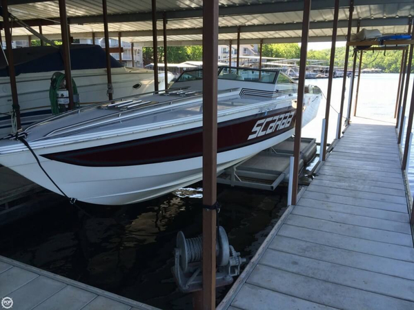 Used Scarab Panther High Performance Boat For Sale